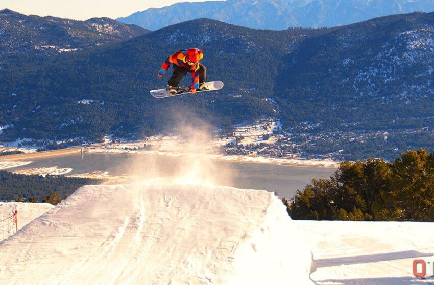 Esquí en Les Angles