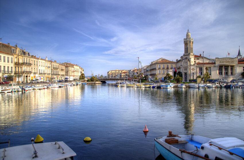 Sète, la pequeña Venecia del sur de Francia