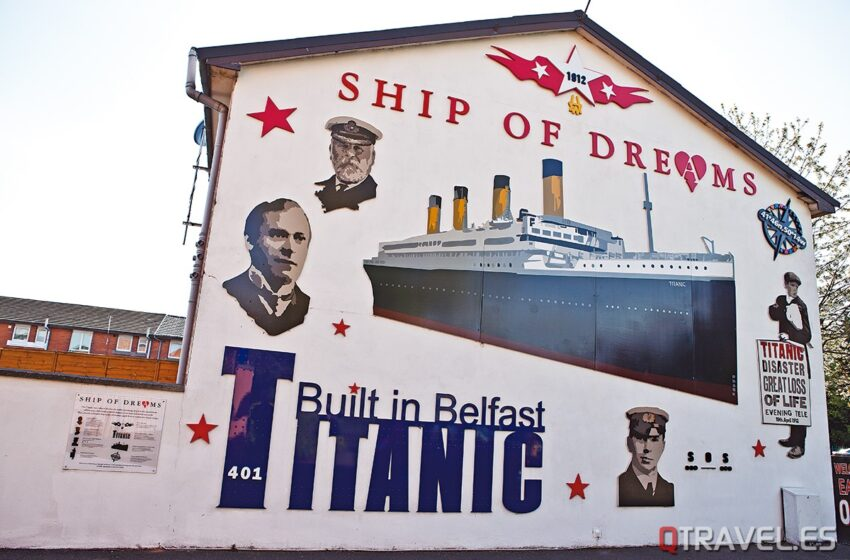 Belfast, tras los pasos del Titanic