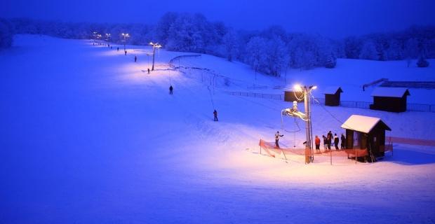 Croacia desde otro punto de vista, el encanto de los paisajes nevados