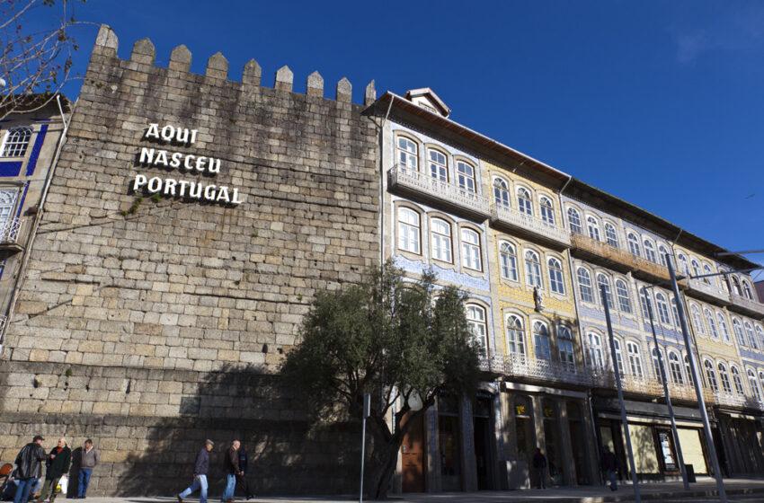 Escapada a Guimarães, donde nace Portugal