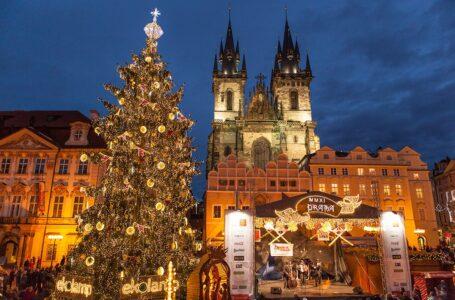 Mercado navideño de Havel
