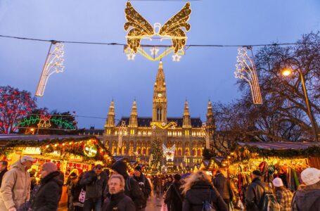 Mercadillos navideños de Viena en Austria