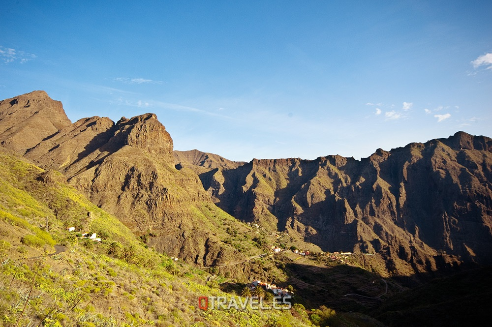 Tenerife municipio de Masca