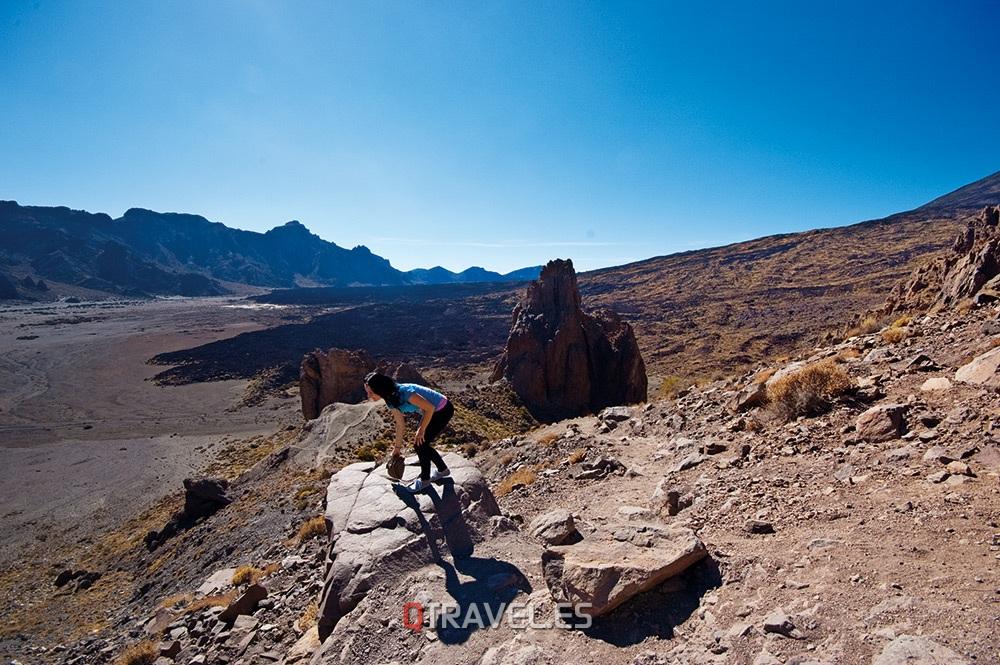 Qué ver y qué cosas hacer Tenerife panorámica del parque nacional del Teide