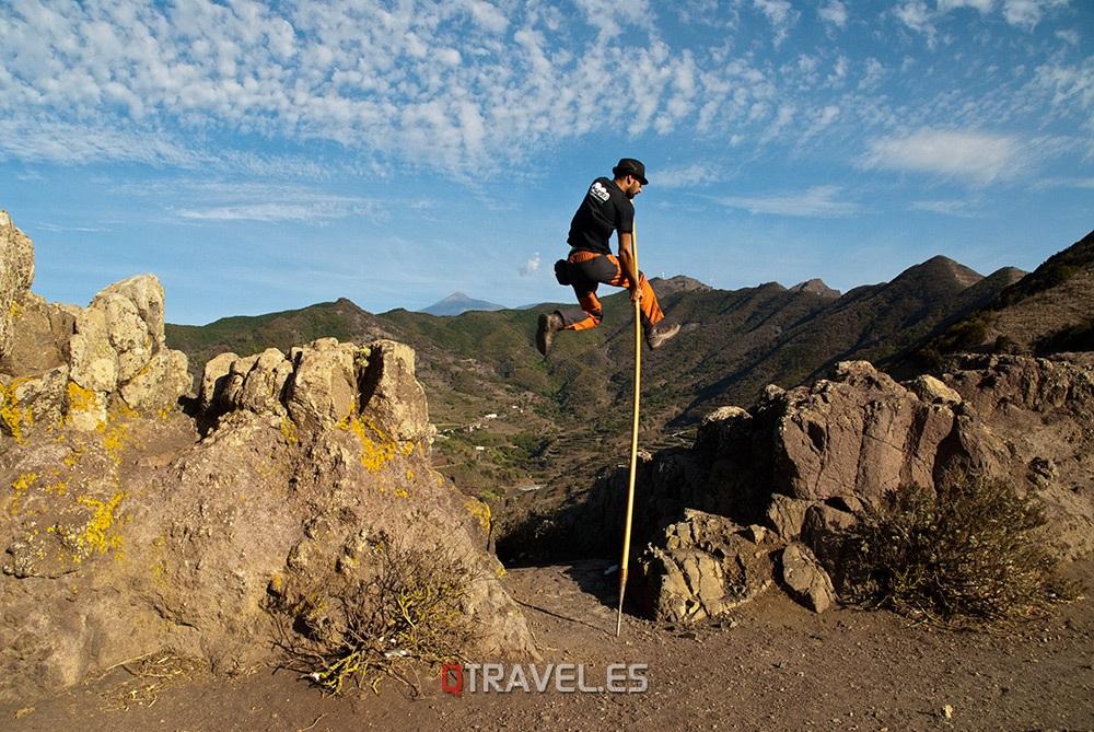Qué ver y qué cosas hacer en Tenerife, el salto del pastor