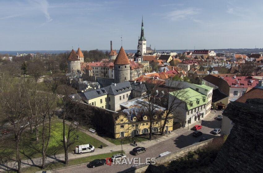 Descubriendo la capital de Estonia, Tallin