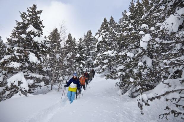 Conoce las mejores rutas de nieve para descubrir Andorra en invierno