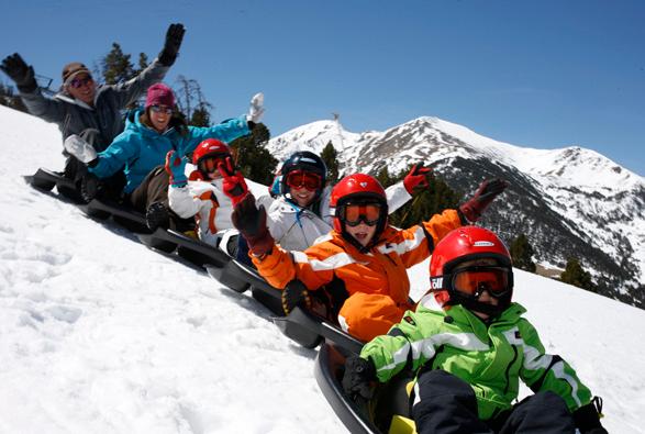 Andorra ofrece la mejor oferta de actividades invernales infantiles