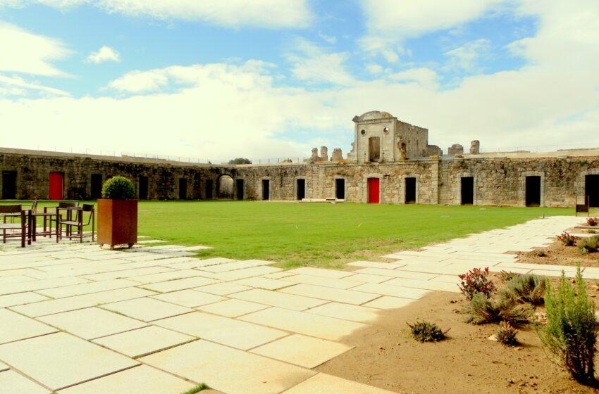 Real Fuerte de la Concepción,  la estrella de Lord Wellington