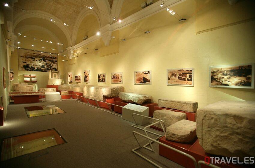 Conoce Malta a través de sus museos