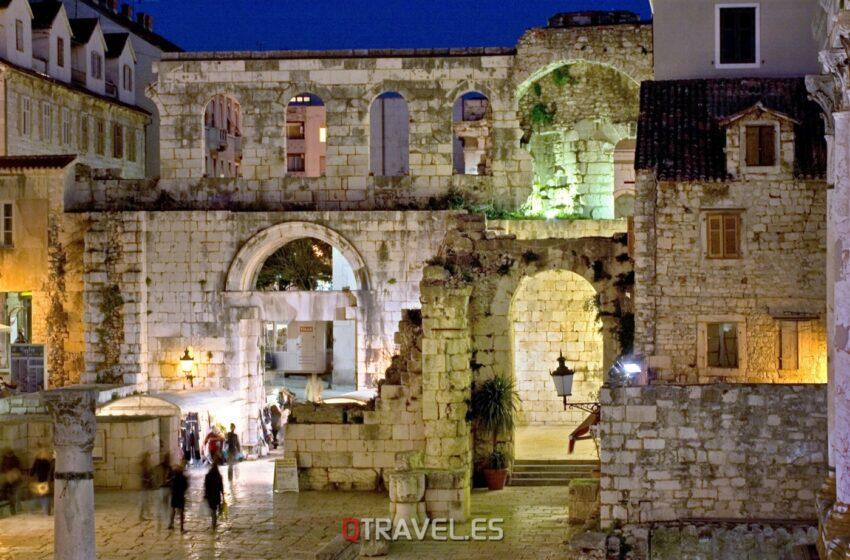 El trono de hierro de «Juego de Tronos» llega al SITC gracias a Turismo de Croacia y Canal+