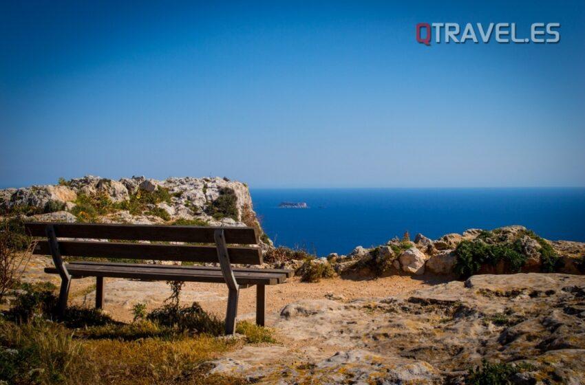 Descubre Malta a pie, en busca de los acantilados Dingli
