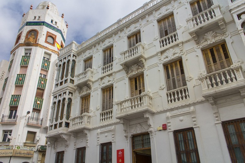Instituto Cervantes en Tánger