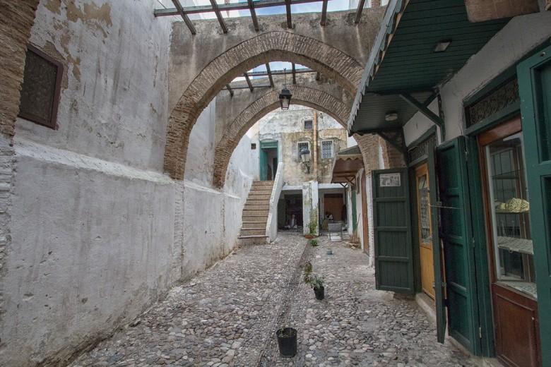 La Medina - Lugar donde Sira traficó con las armas