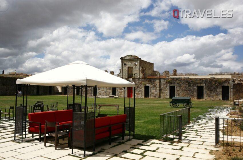 El Real Fuerte de la Concepción, parada  del 'Camino Torres Villarroel'