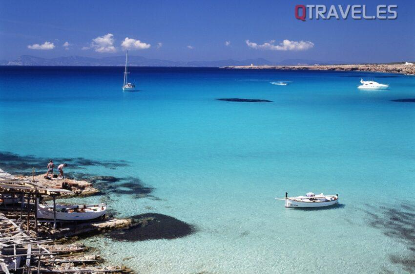 Formentera, paraíso para navegantes