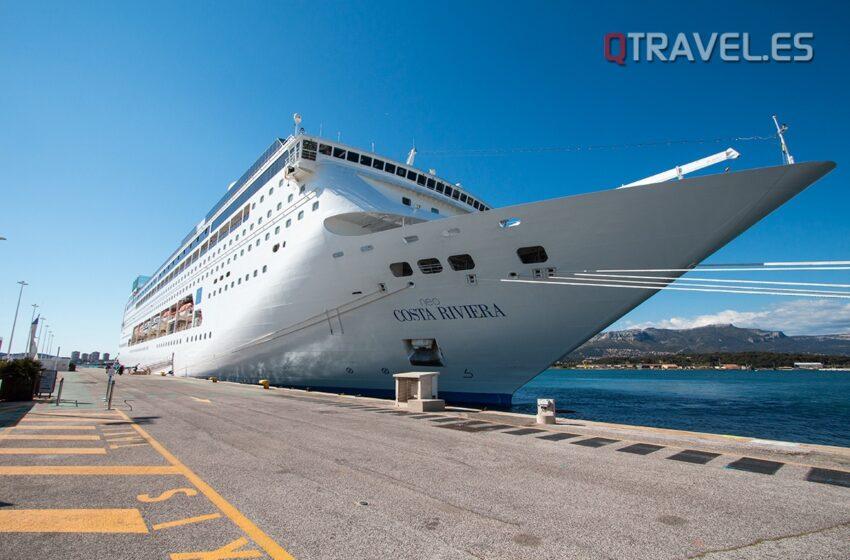 Crucero neoRiviera de Costa Cruceros