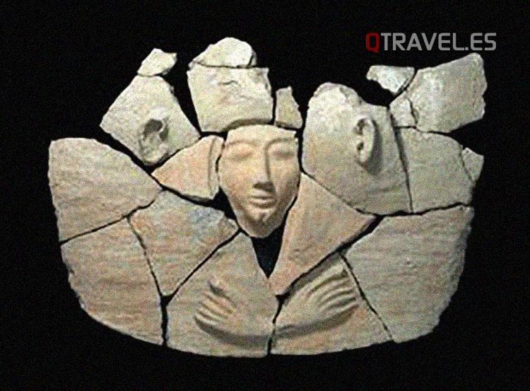 Descubierto en el Valle de Jezreel en Israel, un ataúd de 3.300 años de antigüedad