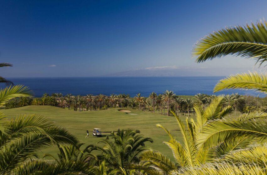 Tenerife, destino de golf todo el año