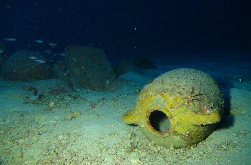 Hallados los restos de un barco fenicio en Malta