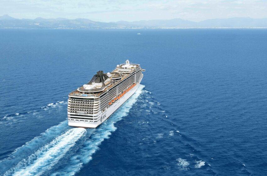 Shopping por el Mediterráneo con MSC Cruceros