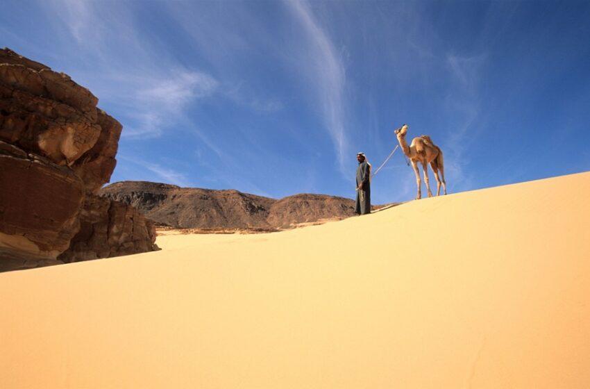Siente el placer de viajar por el desierto egipcio como un beduino
