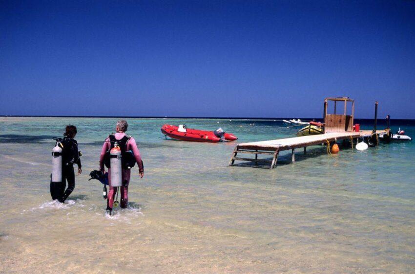 Paraísos bajo las aguas del Mar Rojo