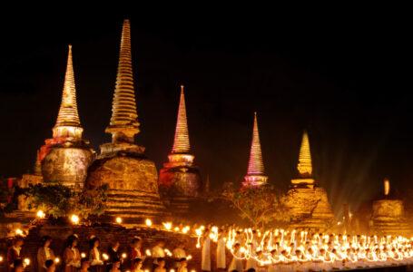 Comienza el Loi Krathong, el Festival del Fin del Monzón