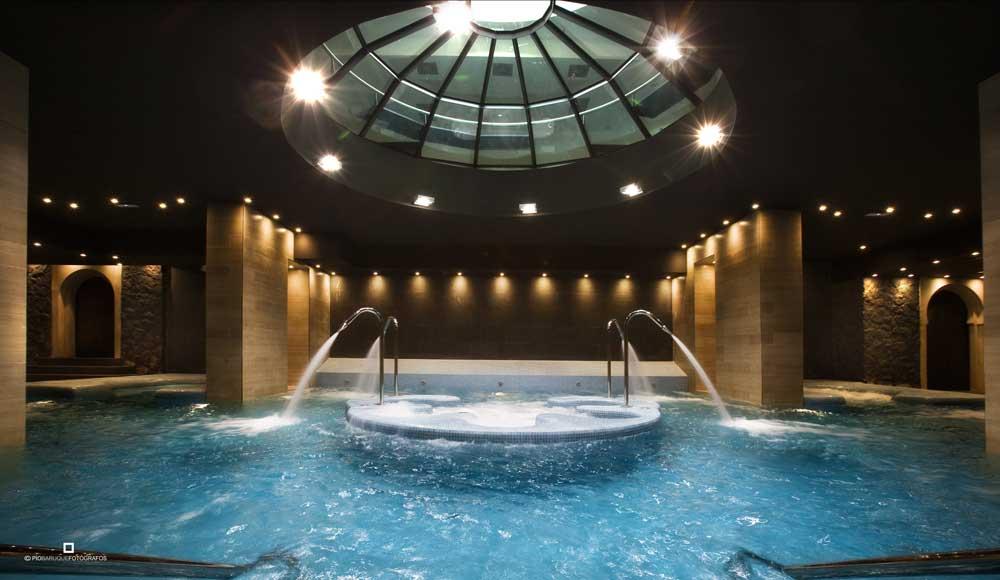 Los mejores hoteles con spa de espa a de 2014 revista for Hoteles bajo el agua espana