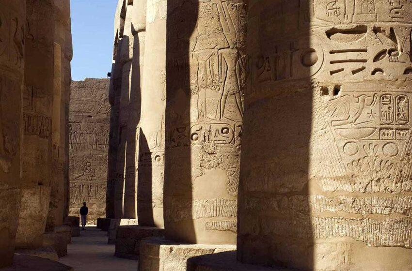 Egipto, un escenario de cine