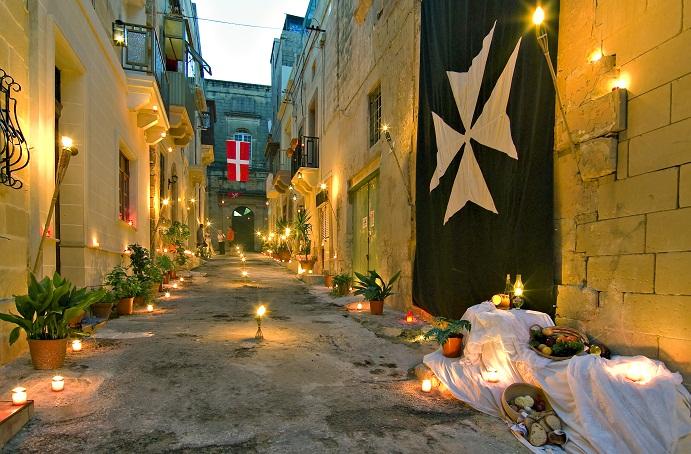 Malta presenta los eventos para el 2015