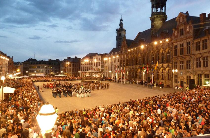 La ciudad belga de Mons, Capital Europea de la Cultura 2015