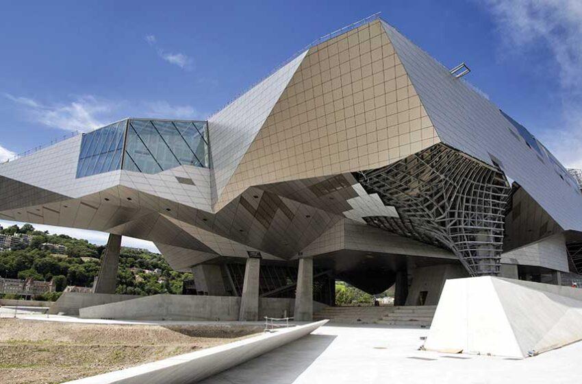 Musée des Confluences, el museo fusión de Lyon