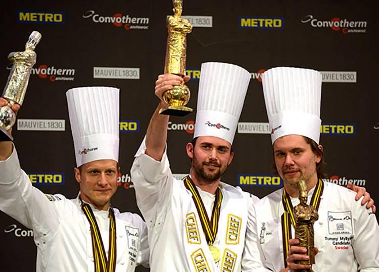 Noruega recibe el premio Bocuse D'Or 2015