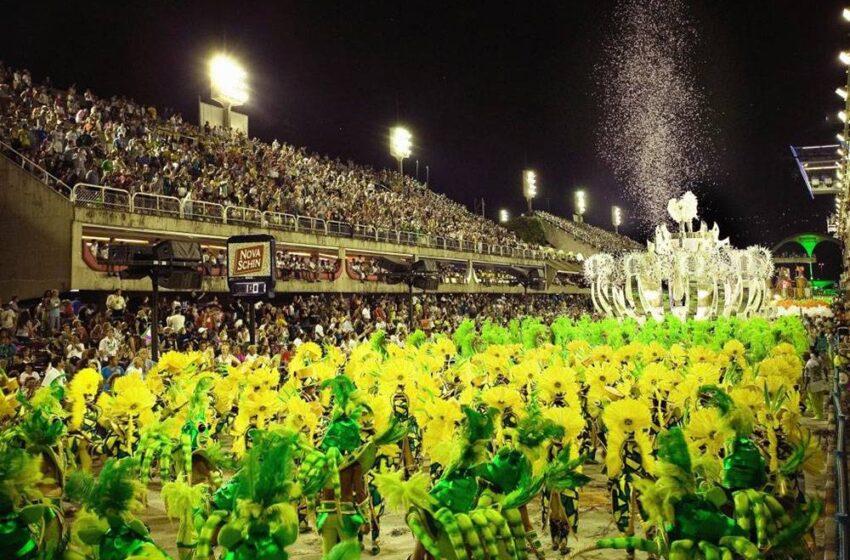 El Carnaval de Brasil albergará alrededor de 6,8 millones de turistas