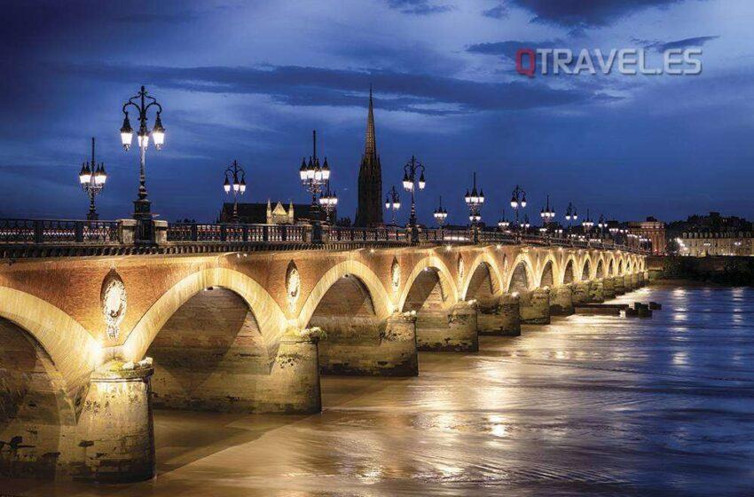 Escapada a Burdeos capital de la región francesa de Aquitania