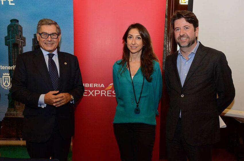 Iberia Express estrena tres nuevas rutas desde Tenerife