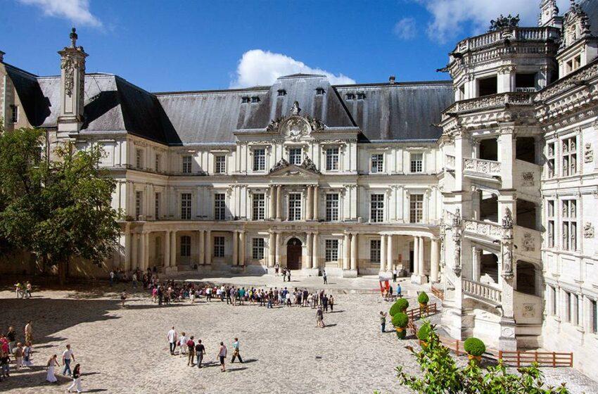 Tesoros reales en el Loira, la biblioteca de Francisco I