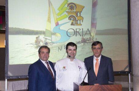 Soria presenta en Barcelona su oferta turística para 2015