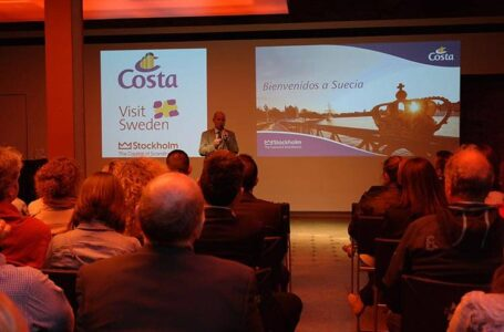 Costa Cruceros, VisitSweden y Turismo de Estocolmo presentan la oferta turística de las Capitales Bálticas