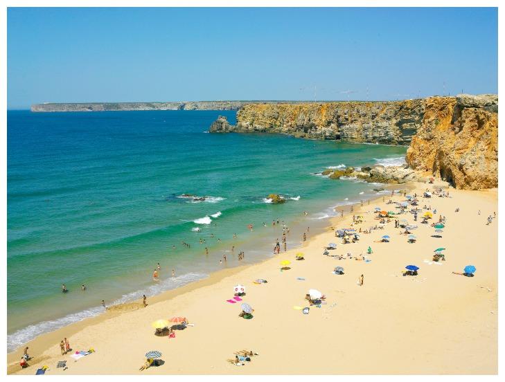Algarve bate récords con sus 85 playas bandera azul