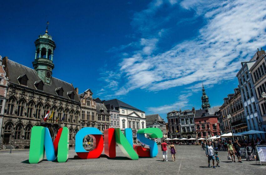 Mons 2015 Capital Europea de la Cultura