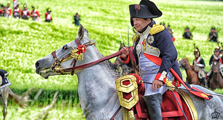 Waterloo 1815 – 2015 el bicentenario