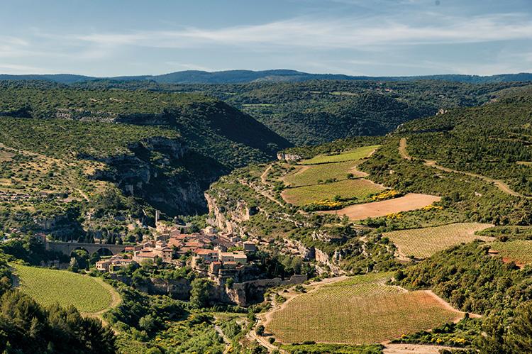 Escapada al Minervois en el Languedoc-Rosellón