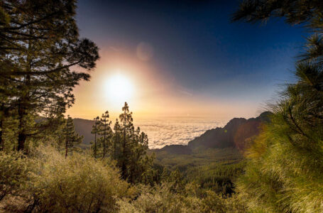 Puestas de sol en Tenerife que te dejarán sin aliento