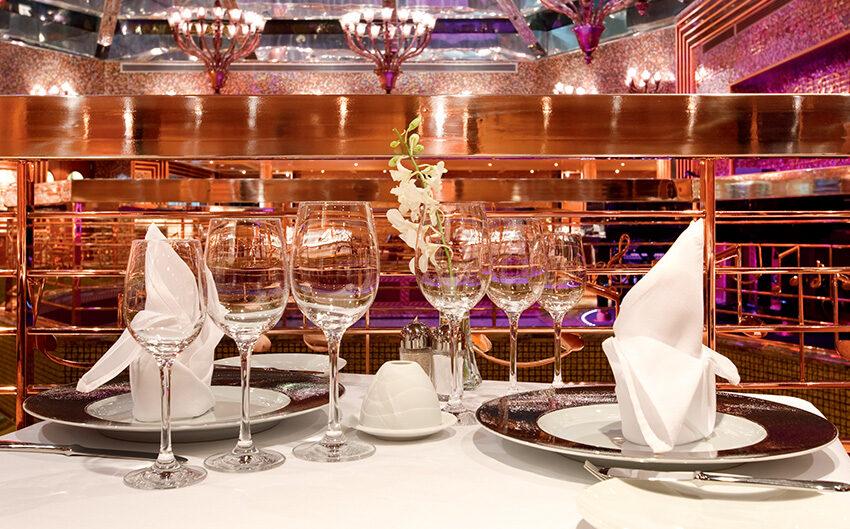 Costa Cruceros instaura nuevos menús de cocina regional italiana
