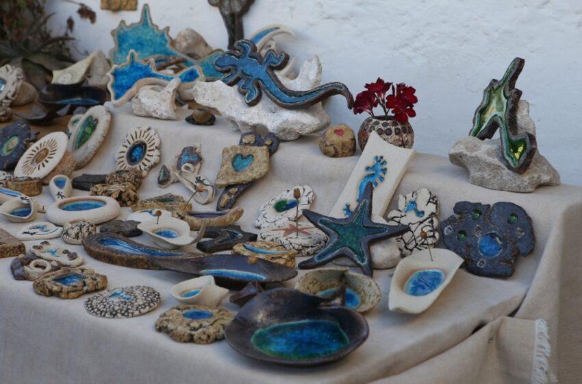 Formentera fomenta su artesania local