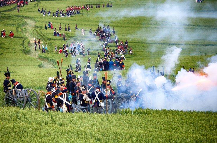 Bicentenario Batalla de Waterloo 1815-2015