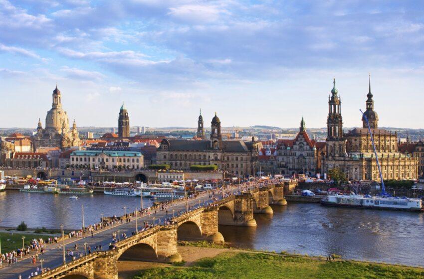 Dresde, capital de Sajonia